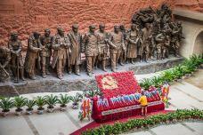 延安革命纪念馆-延安-山风与海棠果