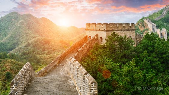 Private: Badaling Great Wall, Summer palace, Olympic stadiums Day tour