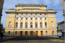 The Alexandrinsky Theater-圣彼得堡