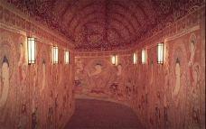 丝绸之路宝石壁画光影沉浸式艺术展-杭州-AIian