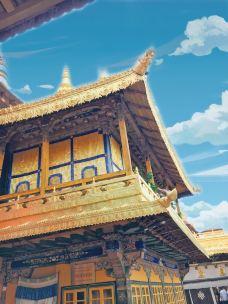 西藏博物馆-拉萨-导演您说我躺哪