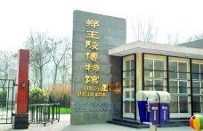 郑王陵博物馆-新郑-路上的友人