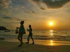 卡塔海滩-普吉岛-大阳高照