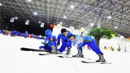 三只熊滑雪场 (4)