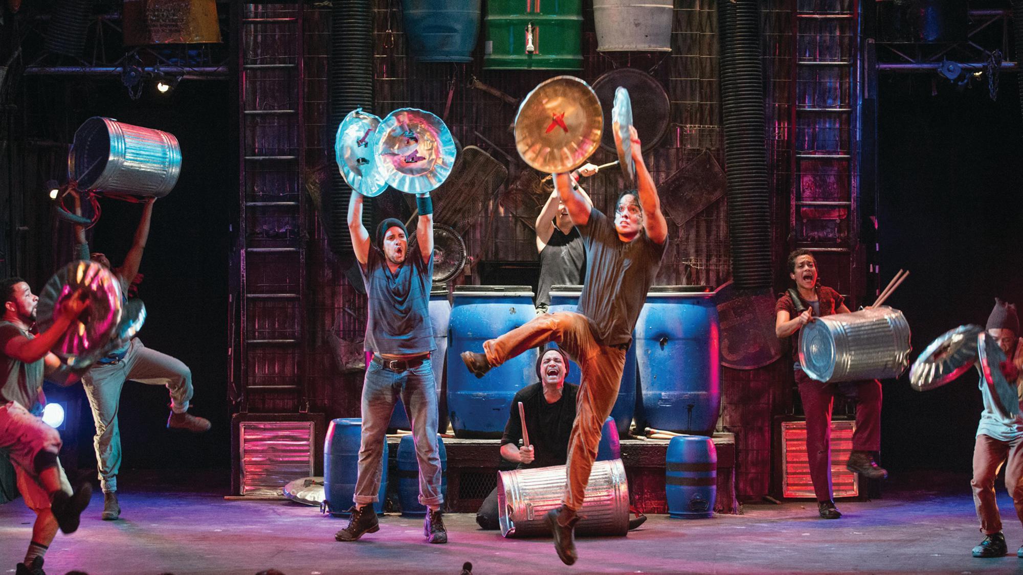 紐約百老匯《破銅爛鐵》門票