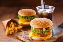 圣地亚哥美食图片-加州汉堡