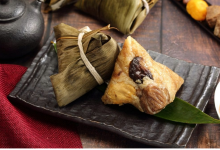 湖州美食图片-粽子