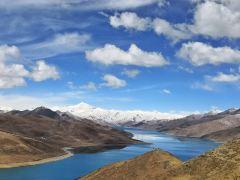 拉萨+林芝西藏经典风光自驾路线6日游