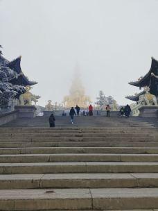 华藏寺-峨眉山-布晓呆