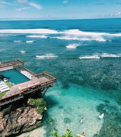 巴厘岛游记图文-巴厘岛新晋海边网红餐厅集合~