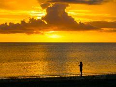 心醉斐济,陪你去看世上最早的日出