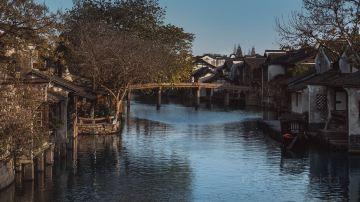 #5#冬日的乌镇