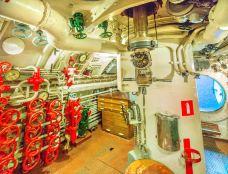 潜水艇C-56博物馆-海参崴-doris圈圈