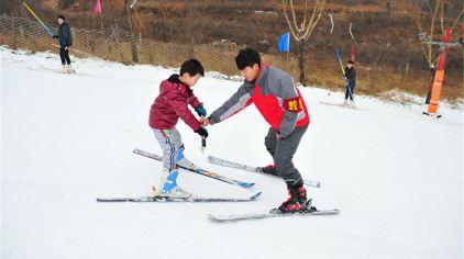 嵩山滑雪场  (2)