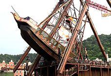海盗船-杭州