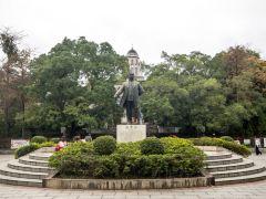 梧州李济深故居+中山纪念堂+梧州市博物馆+珠山公园一日游