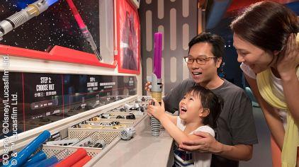 9 太空驿站及星战精品_香港迪士尼乐园