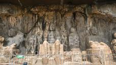 摩崖三佛龛