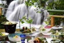 京都美食图片-川床料理