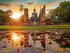 泰国中北部清迈+大城深度自驾7日游