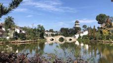 桃花坞旅游景点-泸州-AIian