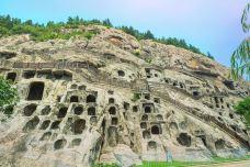 西山石窟-龙门石窟-doris圈圈
