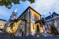 圣佛朗索瓦教堂-洛桑-doris圈圈