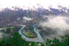 怒江第一湾-丙中洛-doris圈圈