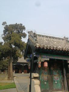 孟府孟庙景区-邹城-林中行者