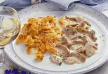 苏黎世美食图片-小牛肉