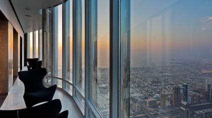 burj khalifa at the top sky-5