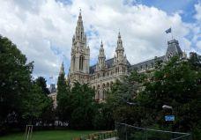 维也纳市政厅-维也纳-云游四海翁