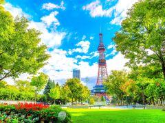 札幌多彩魅力欢乐3日游