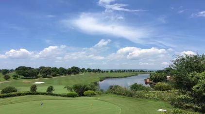 梁子湖高尔夫08