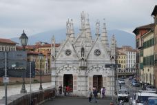 圣母玛利亚斯皮那教堂-比萨