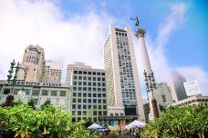 联合广场-旧金山-doris圈圈