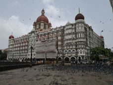 泰姬玛哈酒店-孟买-大雄OK