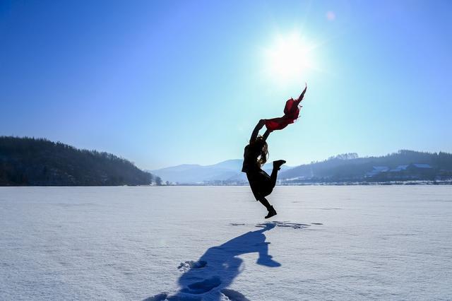 发现辽宁之美冬季冰雪快乐之旅图片