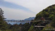 龙门飞渡索桥-大明山-freewangyong