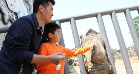 无锡动物园·太湖欢乐园儿童票