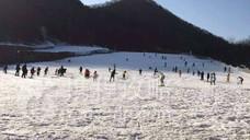 黄河石林滑雪场