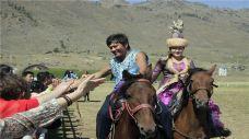 草原石人哈萨克民族文化园-布尔津-doris圈圈