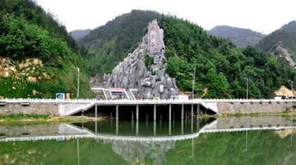 郧西天河旅游区 (3)
