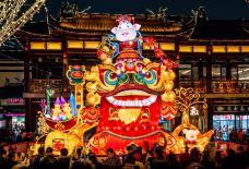 豫园-上海-LULU的旅程