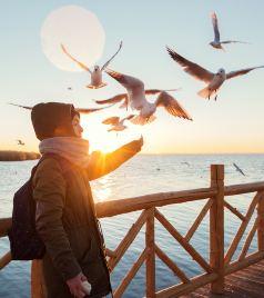 额济纳旗游记图文-3000公里自驾,陪爱人去西北看最美秋季「星空,胡杨,雅丹,沙漠一次看个够」