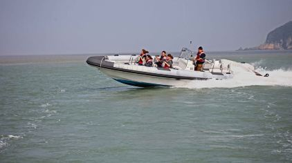 普陀国际游艇会 (3)