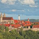 Full-day guided tour to Rothenburg from Frankfurt