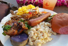 檀香山美食图片-卡鲁瓦烤猪