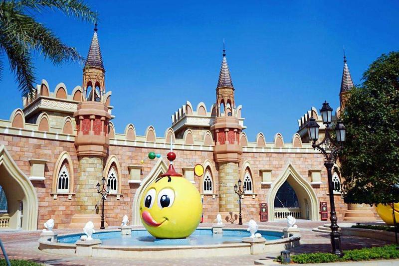 廣西柳州不一樣的主題歡樂世界游樂園—《卡樂星球》圖片