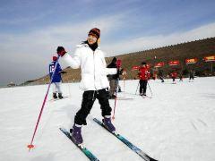 杭州出发,安吉滑雪温泉2日游